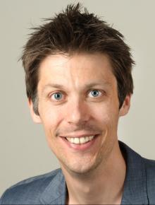 prof. dr. Stefan van der Stigchel